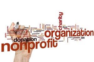 Nonprofit organization giving